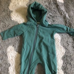 Sapling Child Hooded Outfit